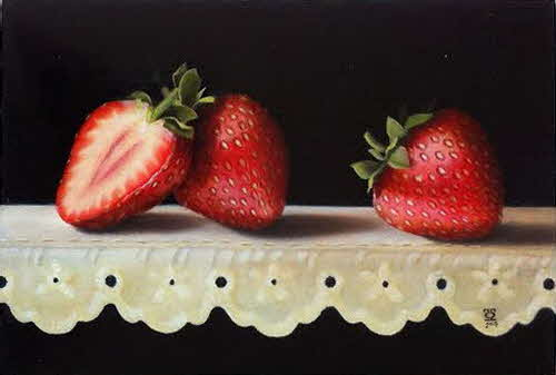 strawberries Tonkinson