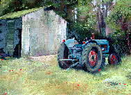 tól tractor by tonkinson